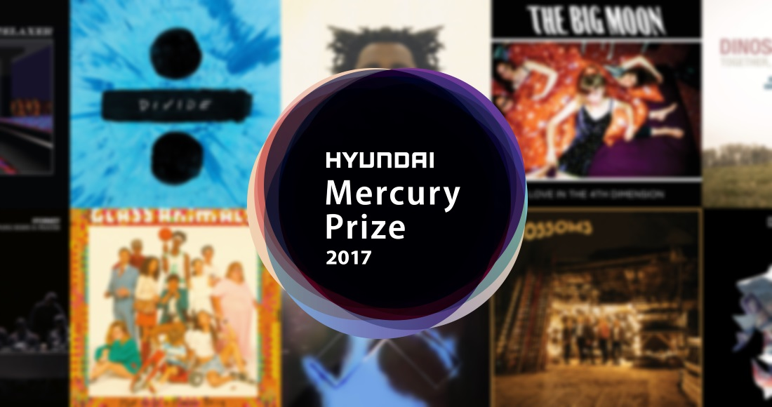 Hyundai Mercury Prize 2017: Win EVERY album shortlisted at this year's event