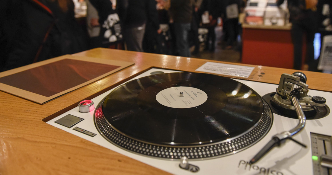 Sales of vinyl set to soar as more than one million LPs are expected to be purchased this Christmas
