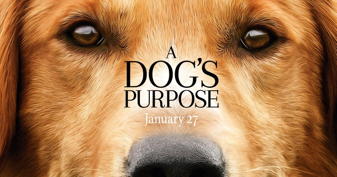 Comedy drama A Dog's Purpose is the DVD chart's best friend