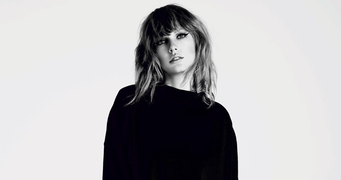 Taylor Swift's Reputation is already 2017's best-selling album in the US