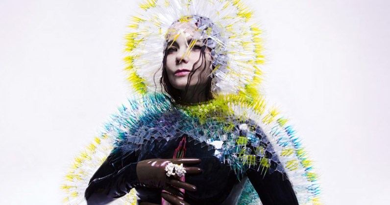 Björk's Top 10 biggest songs on the Official Chart