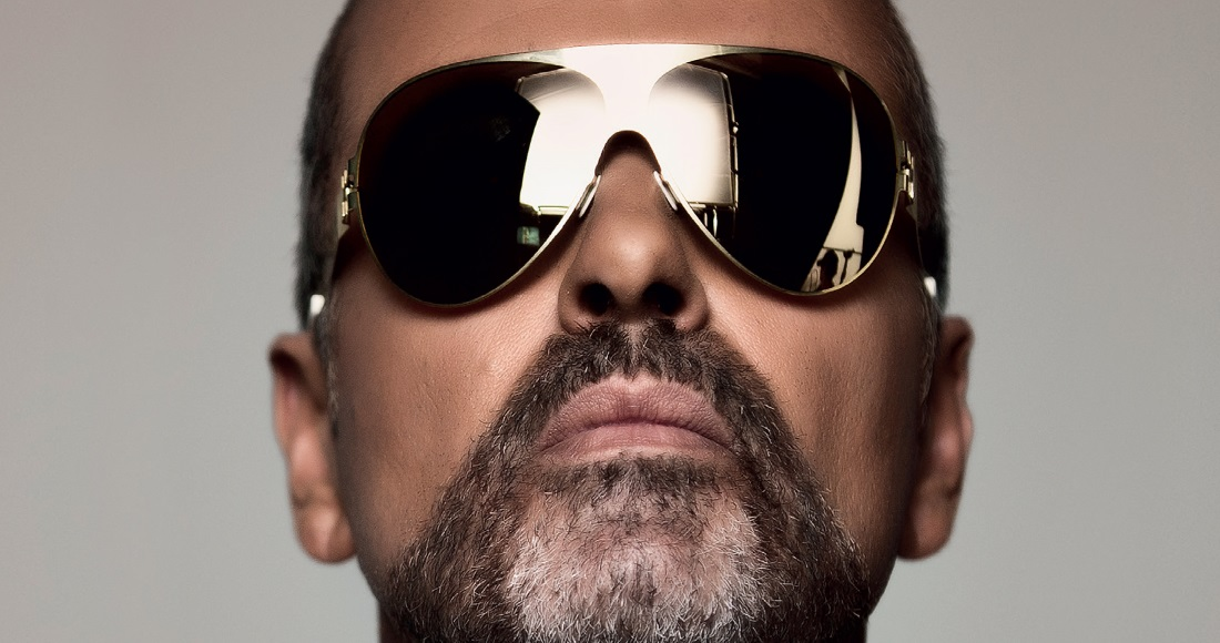 George Michael's Listen Without Prejudice back at Number 1 after 27 years