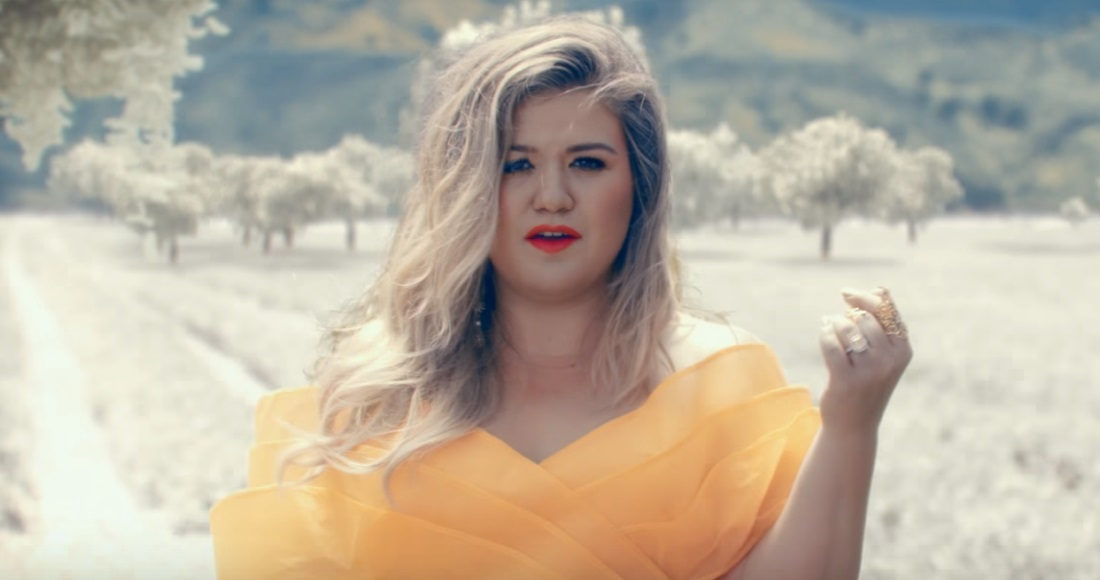 Kelly Clarkson is back with a huge new music video for Love So Soft