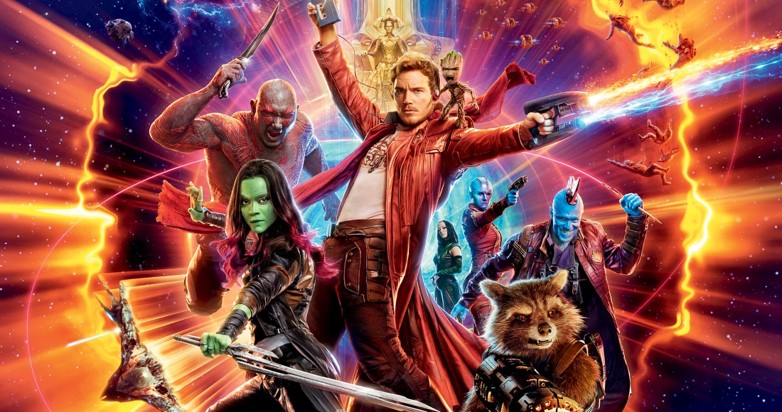 There are HUGE sales for Guardians of the Galaxy - Vol 2 on the DVD Chart