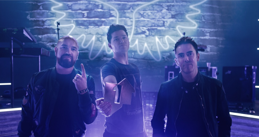 The Script's Freedom Child is their fourth UK Number 1 record