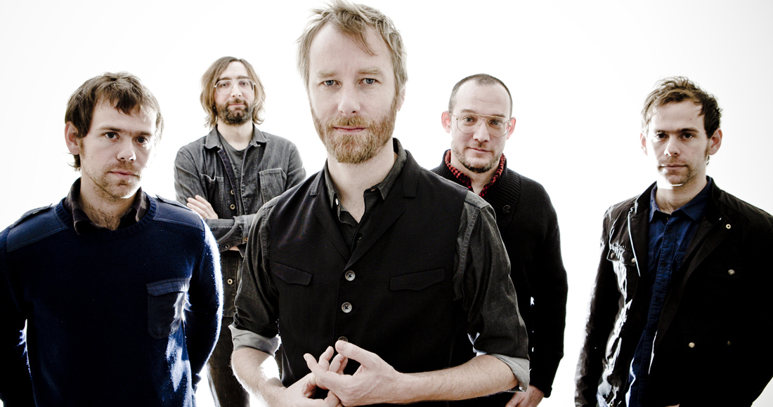 The National on track for first Number 1 album with Sleep Well Beast