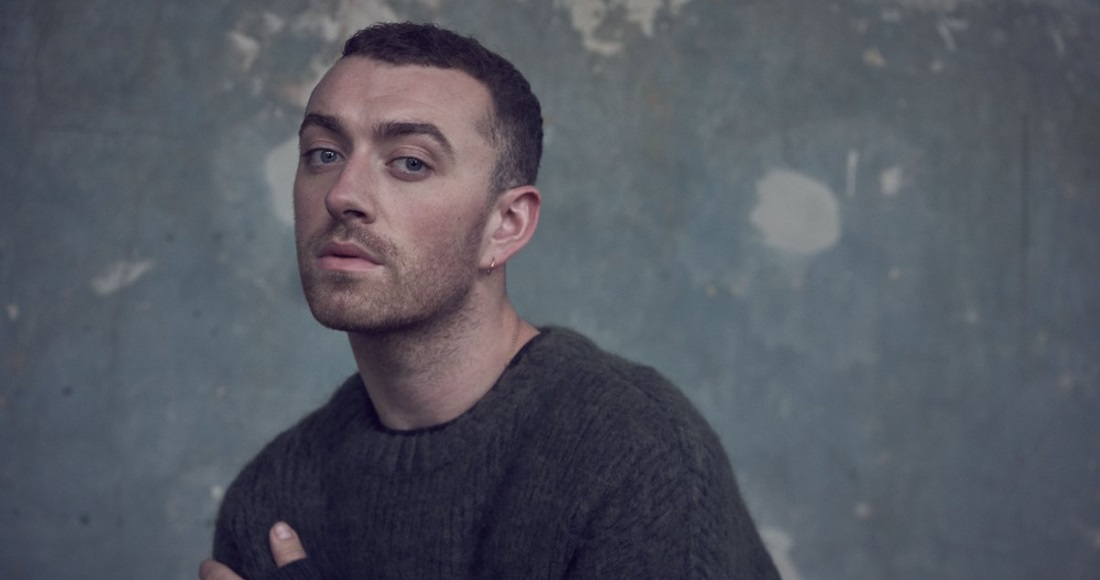 Sam Smith's The Thrill Of It All set for Number 1
