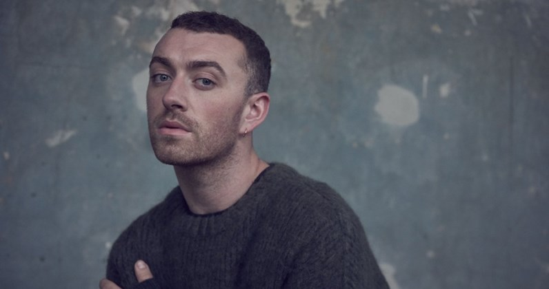 Sam Smith is leading this week's Official Chart Update