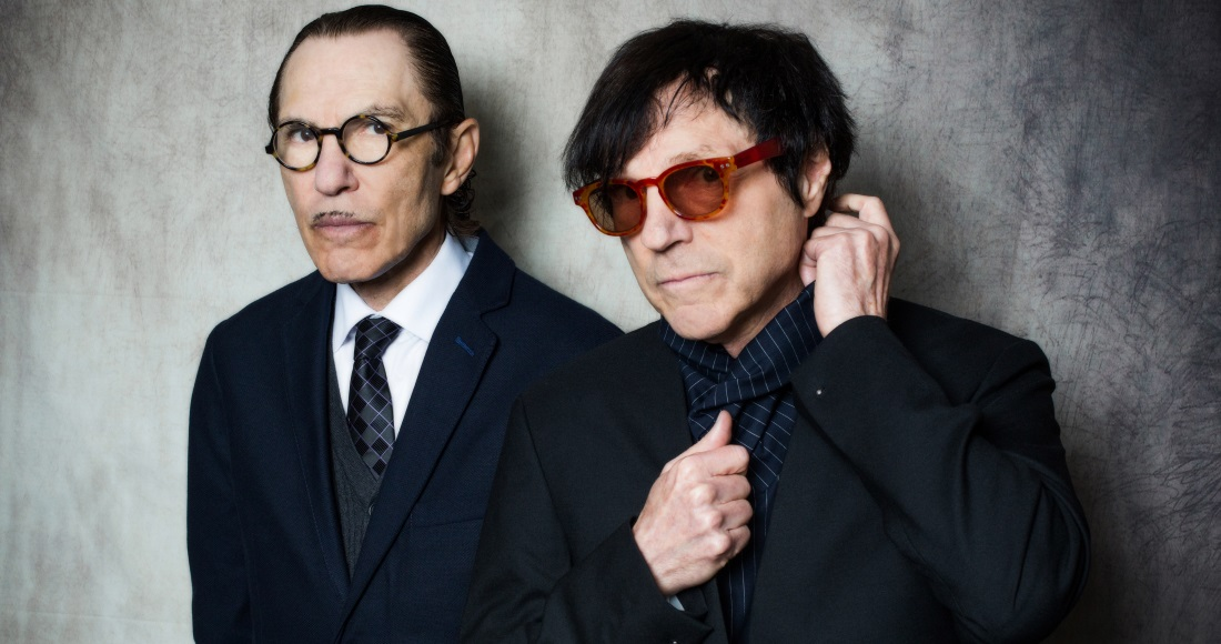 Sparks talk about targeting their first Top 20 album in 42 years