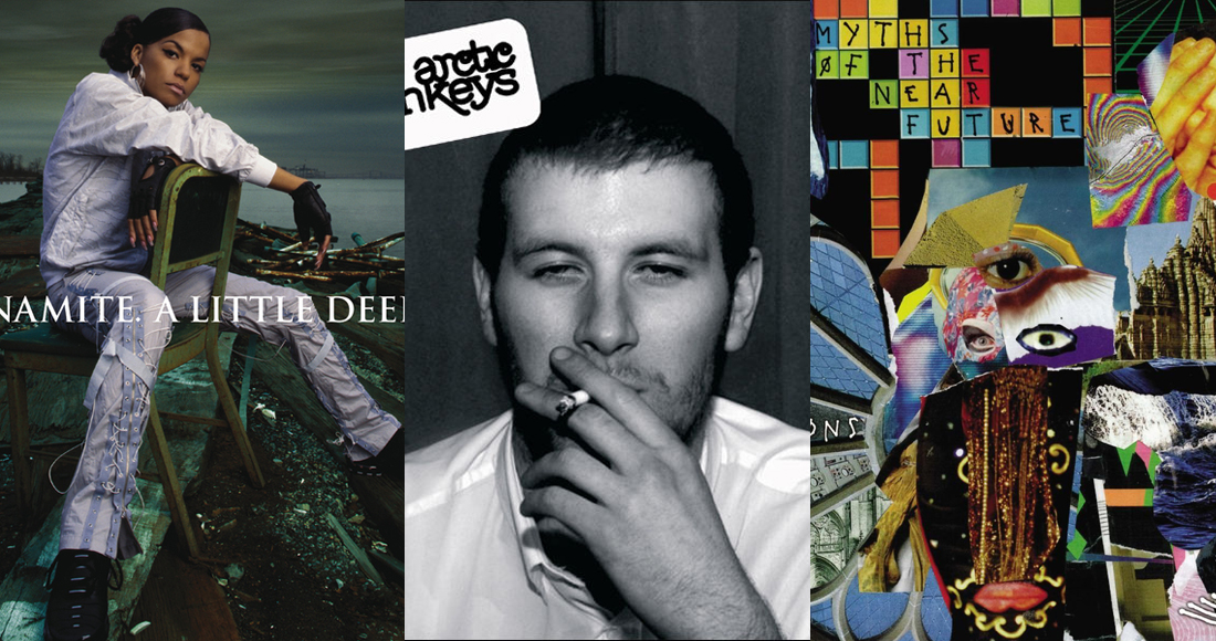 The best-selling Mercury Prize-winning albums revealed