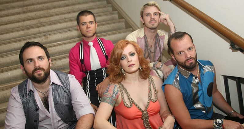 Scissor Sisters hit songs and albums