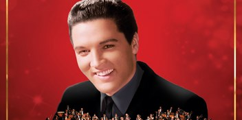 New Elvis Presley Christmas album with the Royal Philharmonic Orchestra to be released in November