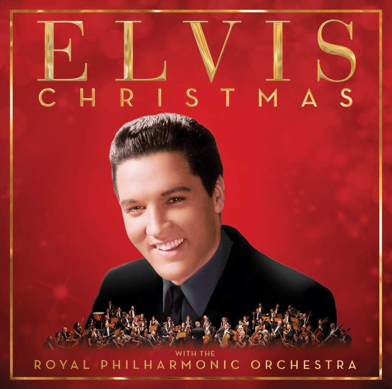 New Elvis album with the Royal Philharmonic Orchestra announced