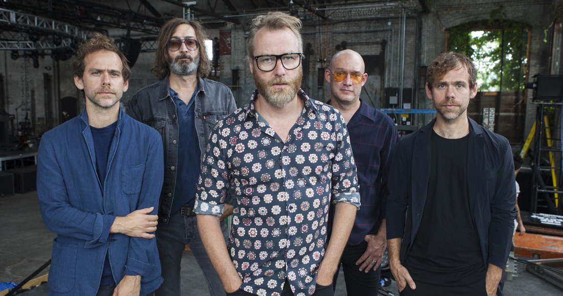 "The National secure their first Number 1 album: ""It means a lot"""