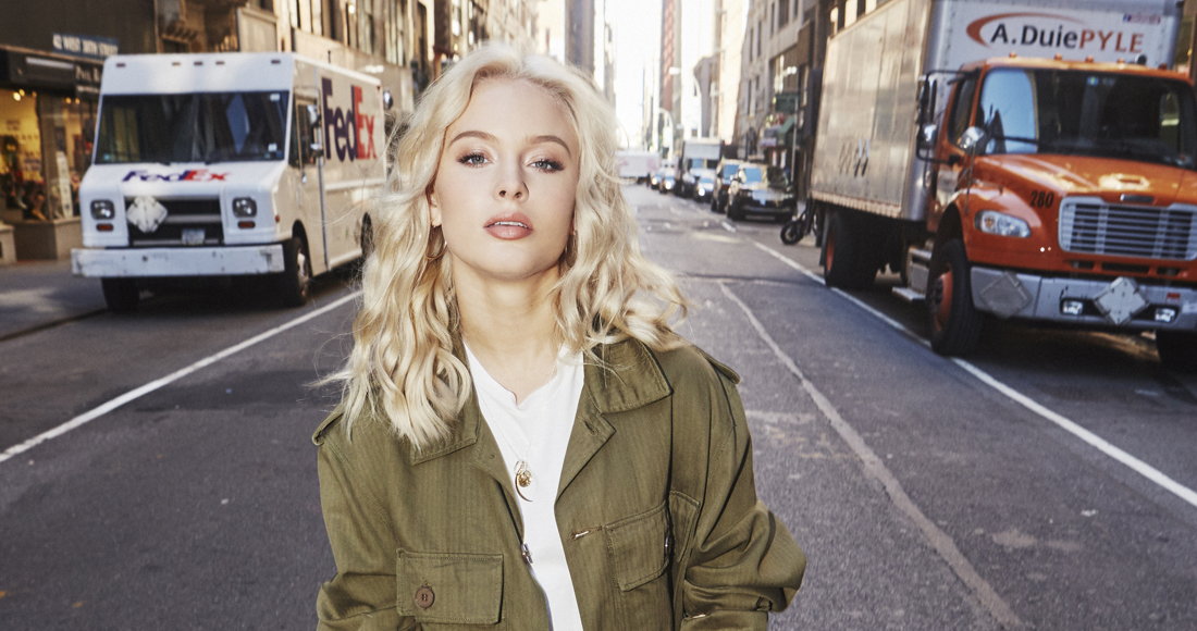 Zara Larsson on her new tour and how album two is shaping up