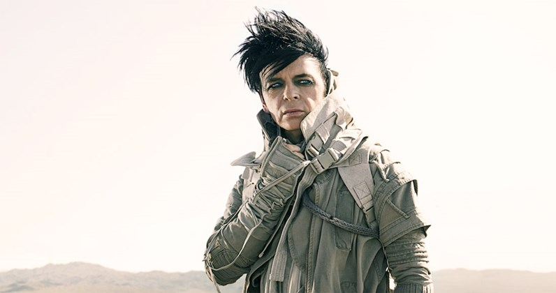 Gary Numan complete UK singles and albums chart history