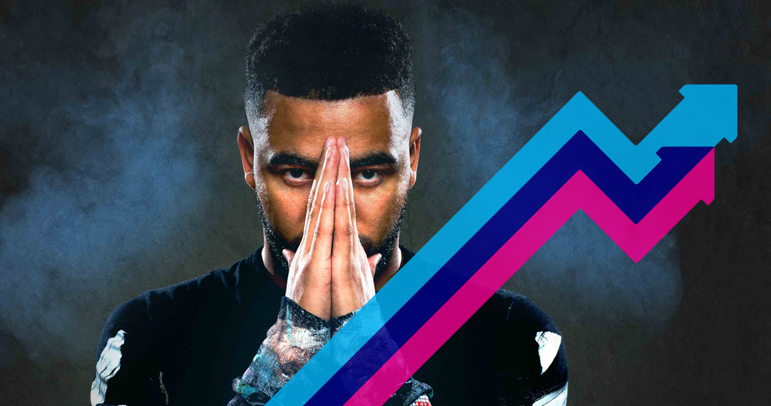 Yungen's Bestie Climbs To Number 1 On This Week's Official Trending Chart