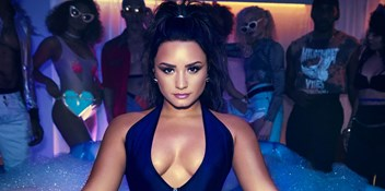 Demi Lovato's biggest singles on the Official Chart revealed