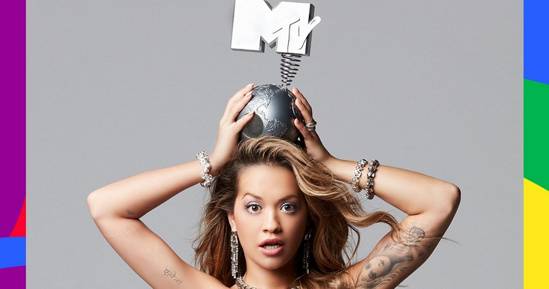 Rita Ora to host this year's MTV EMAs in London