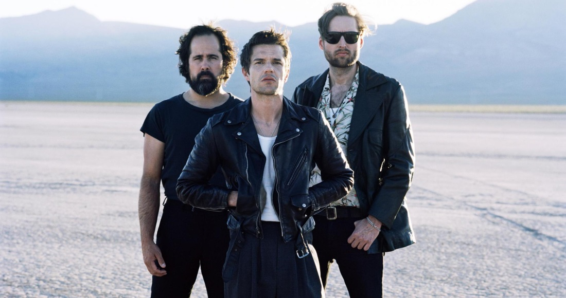 The Killers' Wonderful Wonderful becomes their fifth UK Number 1 album