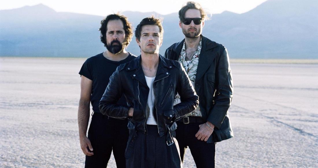 The Killers break United Kingdom chart records with fifth album Wonderful Wonderful