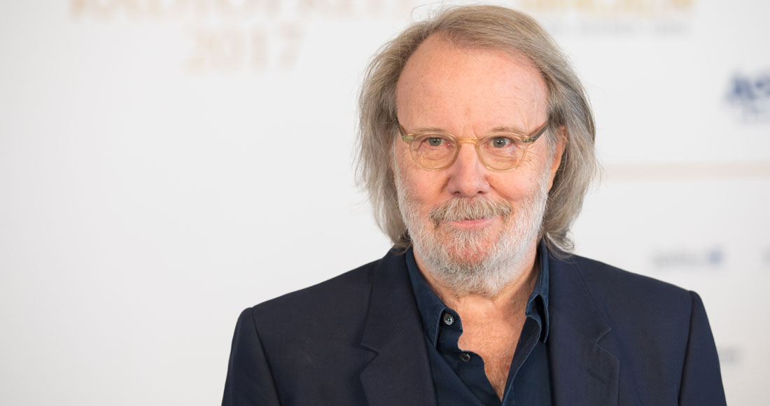 ABBA's Benny Andersson working on new music for Mamma Mia 2