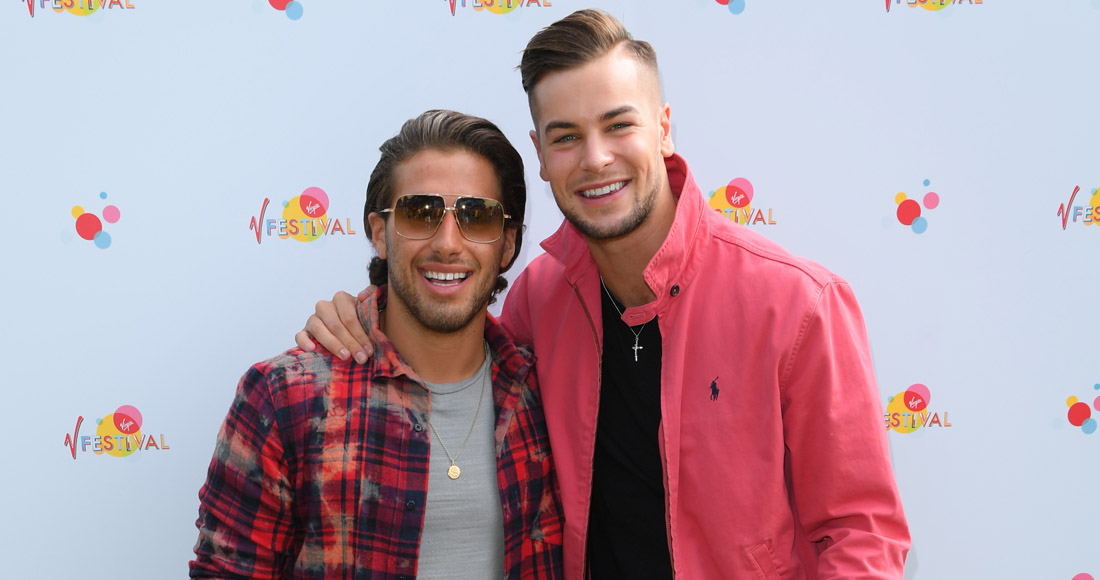 Listen to the debut single from Love Island's Chris & Kem