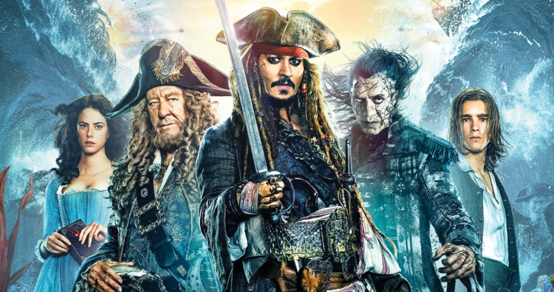 Pirates of the Caribbean outselling the Top 10 DVDs combined this week