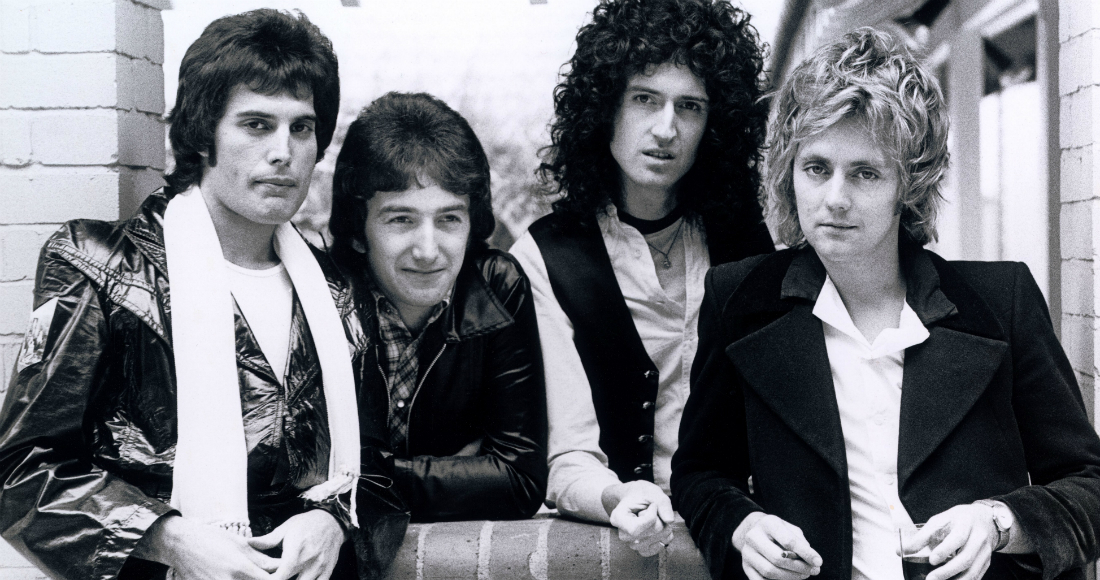 Official Charts Flashback: 2 classic Queen anthems are 40 years old this week