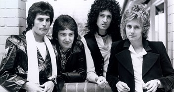 Queen's classic anthems We Are The Champions and We Will Rock You are 40 years old