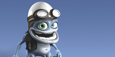 Crazy Frog songs and albums