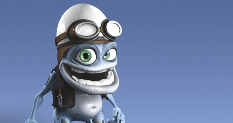 Crazy frog in the house wikipedia.
