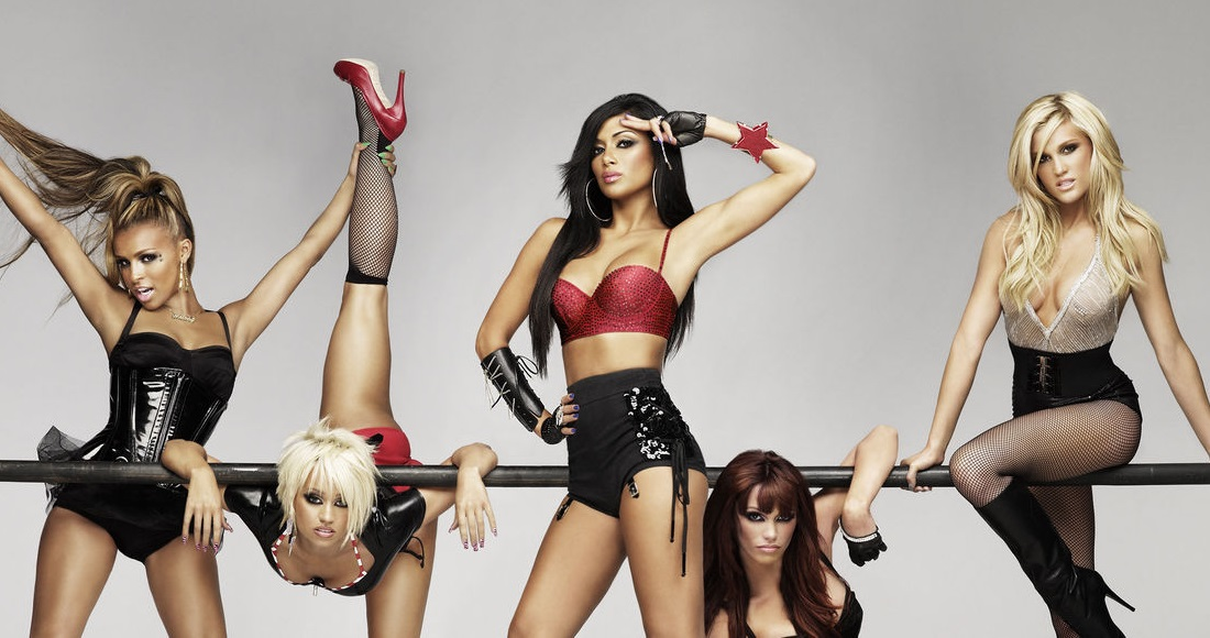 Pussycat Dolls are back! Their biggest Official Chart hits revealed