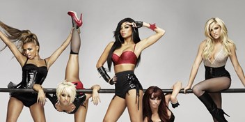 Pussycat Dolls' biggest singles on the Official UK Chart revealed