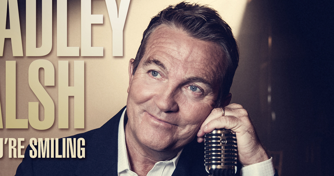 Bradley Walsh is back with a new album