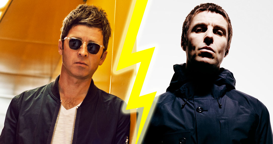 Liam vs Noel: their post-Oasis careers in numbers