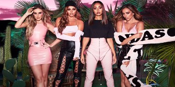 Little Mix's Glory Days sets UK chart record as the longest-reigning Top 40 girl group album ever