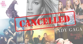 Cancelled! Singles that were scrapped at the last minute