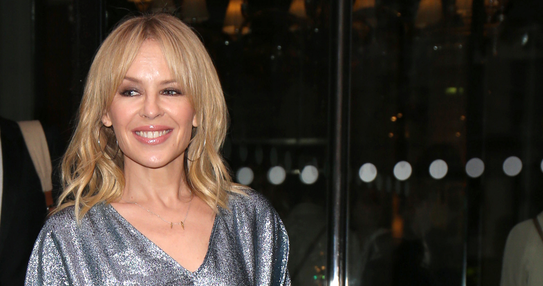 Kylie Minogue shares details of new album and single