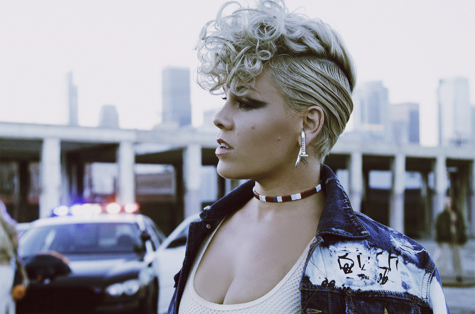 Pink sets course for second UK Number 1 album