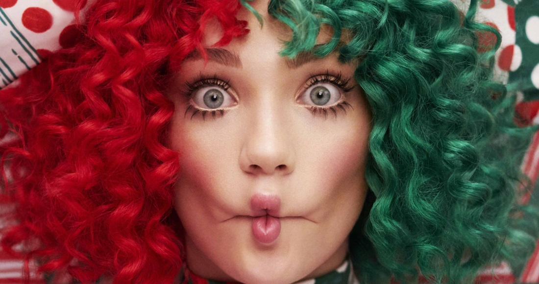Sia reveals artwork and track listing for her Christmas album