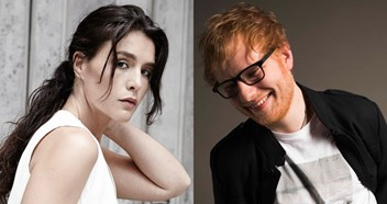 Jessie Ware teams up with Ed Sheeran on new track Sam - listen