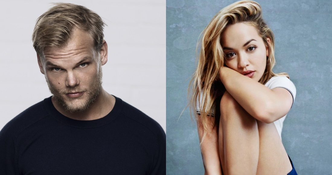 Avicii and Rita Ora challenge Post Malone for Official Singles Chart Number 1