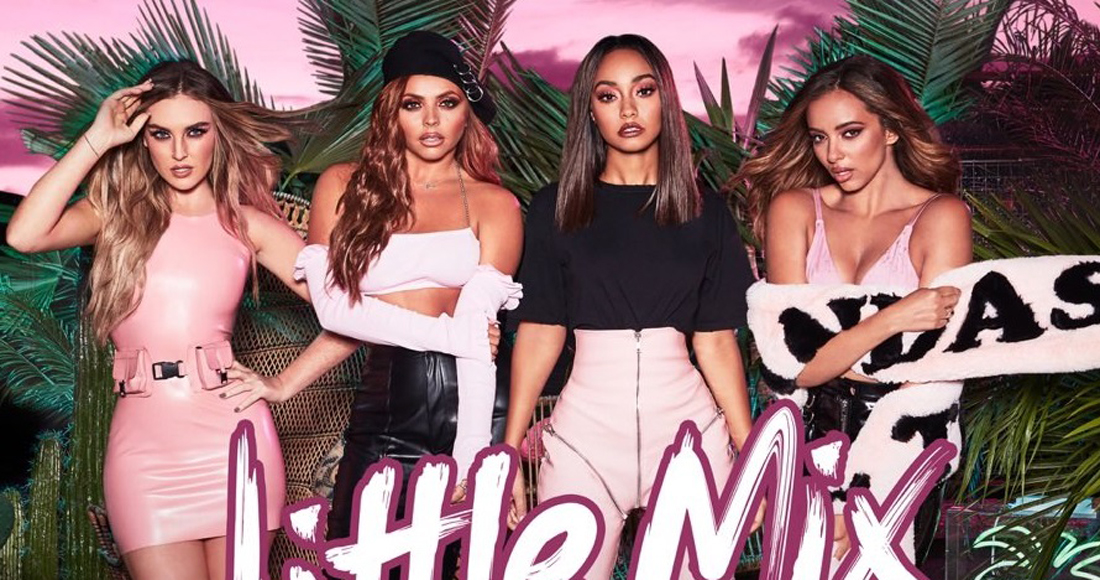 Little Mix reveal Glory Days re-release track listing
