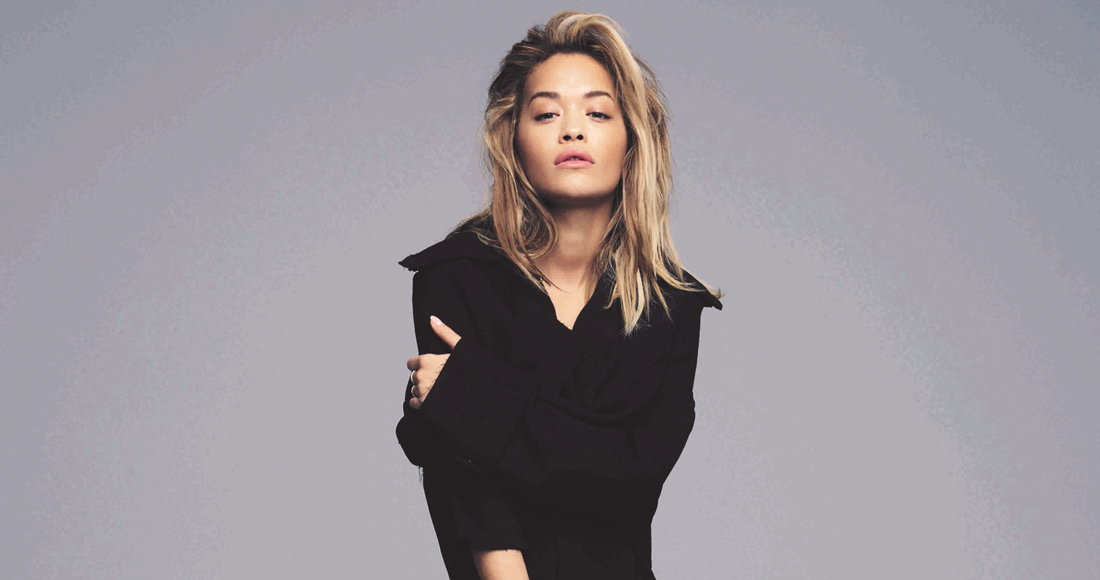 Rita Ora's new single Anywhere - first listen preview