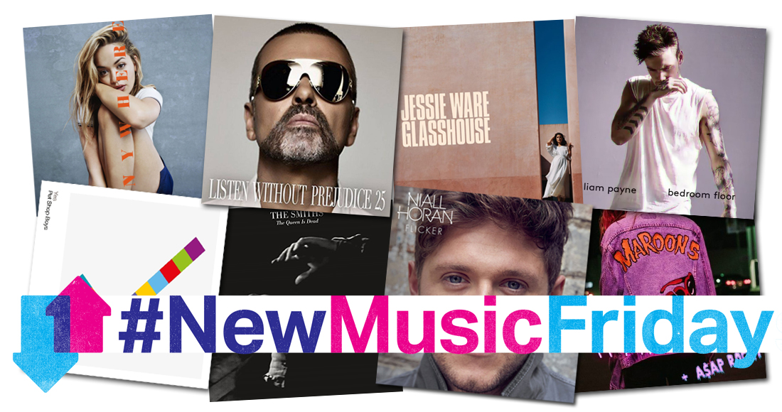 This week's new releases: Niall Horan, Jessie Ware, Liam Payne, more