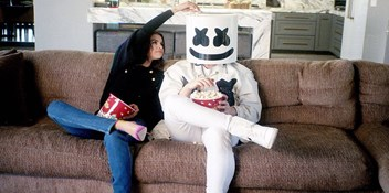 Marshmello talks new single with Selena Gomez Wolves and teases future collaboration