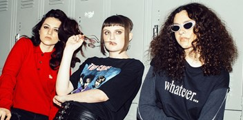 "MUNA talk touring with Harry Styles and their next album: ""Harry should be our muse"""