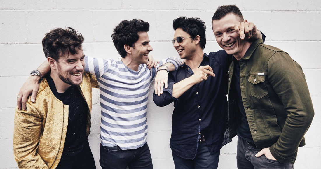 Stereophonics are outselling Ball & Boe on this week's albums chart