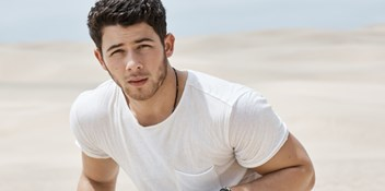Nick Jonas on his thirsty fans, raving at Coachella and working with The Rock on Jumanji
